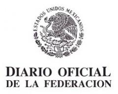 Diario Oficial de la Federación. Estrategas Fiscales