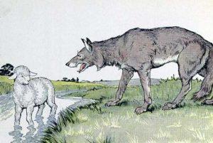 el lobo y el pastorcito shcp