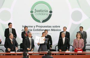 JUSTICIA COTIDIANA